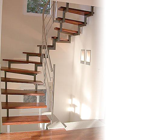 treppengel nder edelstahl eberle repky. Black Bedroom Furniture Sets. Home Design Ideas